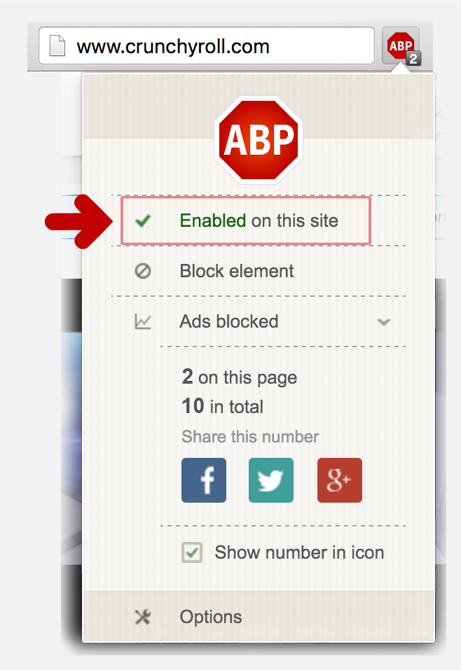 How to Disable an Ad Blocker – Knowledge Base